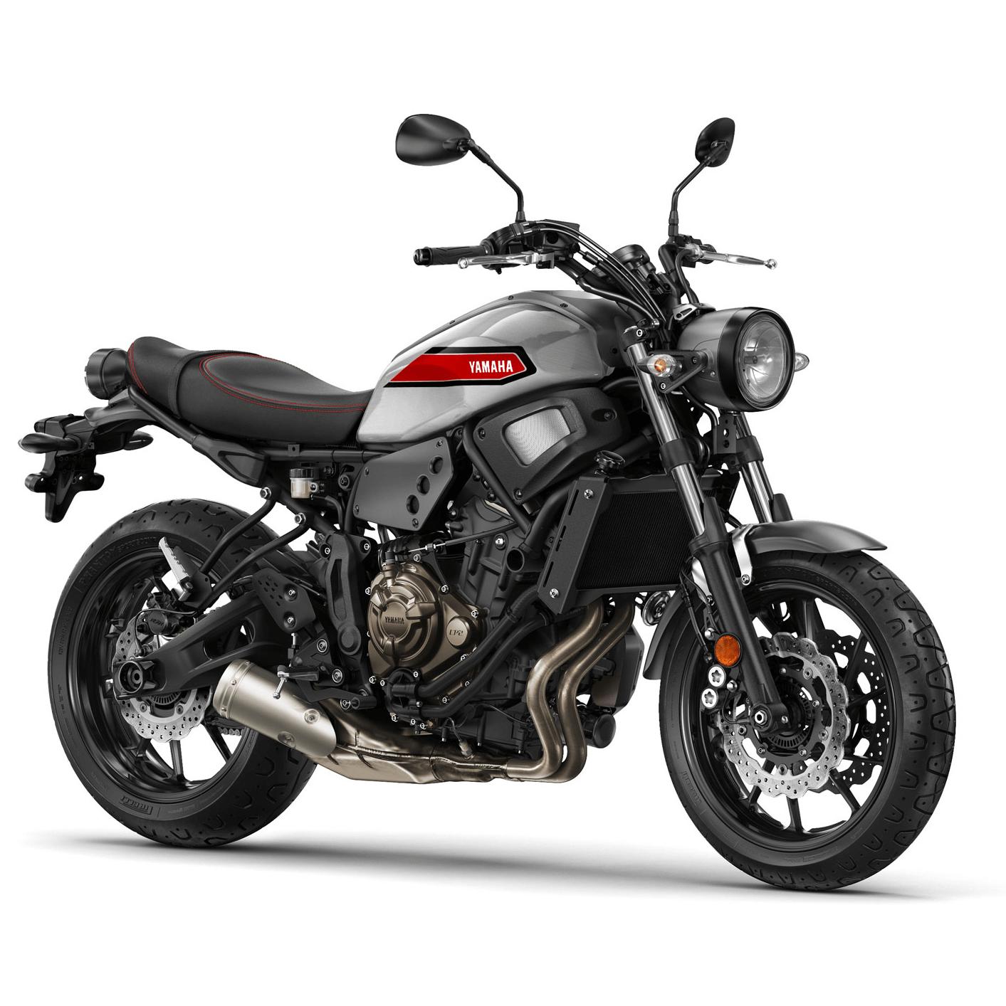 Yamaha Xsr 700 2019 Canary Ride